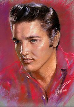 Elvis Presley Print By Viola El >♪♫♪♪ Elvis Aaron Presley - Tuesday, January 08, 1935 - Tupelo, Mississippi, U.S. Died; Tuesday, August 16, 1977 (aged 42) Memphis, Tennessee, U.S. Resting place Graceland, Memphis, Tennessee, U.S. Education. L.C. Humes High School Occupation	Singer, actor Home town	Memphis, Tennessee, USA.