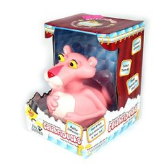 Pink Panther Celebriduck Bath Duck Toy -  Click image twice for more info - See a larger selection of  Baby Bath toys at  http://zbabybaby.com/category/baby-categories/baby-and-toddler-toys/baby-bath-toys/ - gift ideas, baby , baby shower gift ideas  « zBabyBaby.com