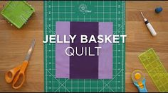 Jenny's Super Easy Hourglass Quilt - YouTube