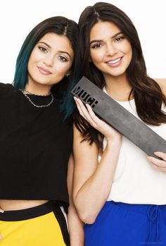 Kendall and Kylie ♡
