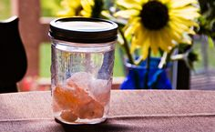 "Taking Minerals the Natural Way (with homemade ""sole water"") Health Vitamins, Health And Nutrition, Health And Wellness, Healthy Cooking, Get Healthy, Healthy Tips, Healthy Drinks, Sole Water, Sugar Health"