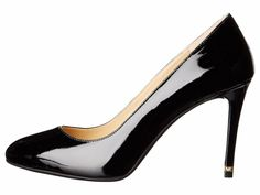 8d34b68af0fcd8 New Michael Kors Ashby Flex Pumps Black Patent Leather Size 9M #MichaelKors  #PumpsClassics Coral