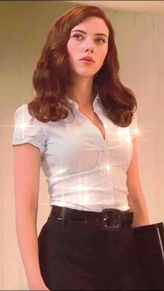 Natasha Romanoff Black Widow Edit
