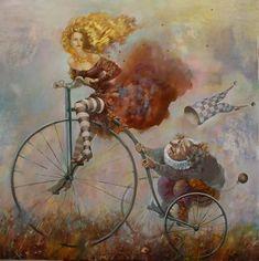 Paintings by Oleg Tchoubakov