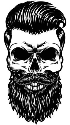 Love Tattoos, Tattoo You, Picture Tattoos, Hand Tattoos, Beard Logo, Beard Tattoo, Shiva Tattoo Design, Barber Logo, Black Label Society
