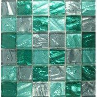 Pastilhart - Referência em pastilhas e revestimentos - PASTILHA DE VIDRO GREEN AMY062