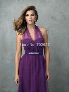 Фиолетовое платье-трансформер