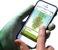 Grab your phone and grow something. Sprout It is a free app for iOS that helps you grow your own herbs and veggies. Click here and get growing.