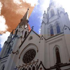 Cathedral of St. John the Baptist in Savannah, GA