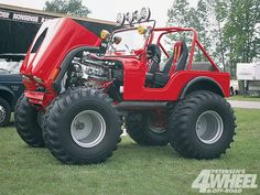 Lift Laws You Need To Know Jeep Cj5