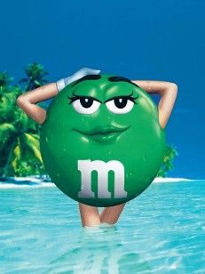 M&m dancing sexy and i know it