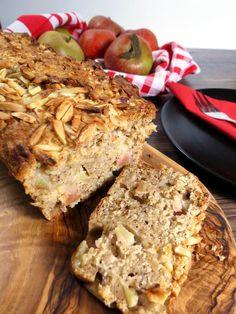 Saftiger Apfel-Spekulatius Kuchen {Vollwert & zuckerfrei} http://kitchen-impossible.com/recipes/saftiger-apfel-spekulatius-kuchen-vollwert-zuckerfrei