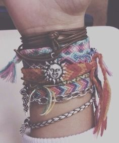 Jewels: bracelet, bands, wristbands, wristband, cute, summer ...