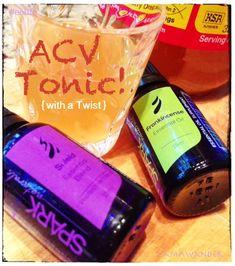 Apple Cider Vinegar with a Twist!