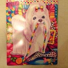 This was my all time favorite Lisa Frank!