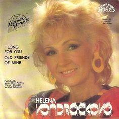 HELENA 50 LET NA SCÉNĚ | Singl pro Warner Chappel - Old Friends Of Mine je anglickou verzí písničky Svou partu přátel ještě naštěstí mám.