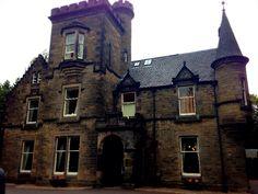 Linn House in speyside