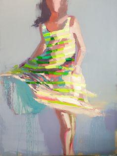 Sun Dance, 30x40 | Teil Duncan