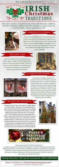 Irish Christmas Traditions