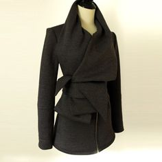 Gorgeous jacket via Etsy store ErinAlexandraKlym. $166.21