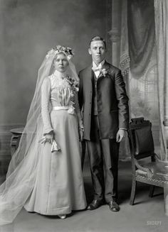 Peterson Wedding 1890