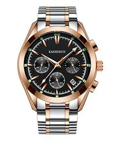 Relogio Masculino LIGE Mens Watches Top Brand Luxury Fashion Chronograph Date Quartz Watch Men Sport Leather Strap Wristwatch. Mens Watches Online, Watches For Men, Sporty Watch, Stainless Steel Mesh, Waterproof Watch, Beautiful Watches, Luxury Watches, Or Rose, Gold Watch