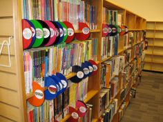 337 best images about Library Organization on Pinterest | Library labels, Library  shelves and Book bins