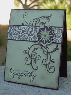 Stampin Up- Baroque Motif