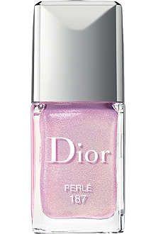 Dior Trianon Makeup Spring 2014 Collection - top coat perlé