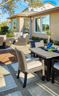 Unwind on your backyard patio. Your endless summer starts here.