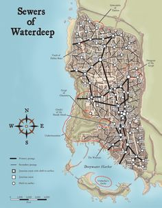 Oh, hey, I never thought of mapping out the sewers in my cities. Great idea.