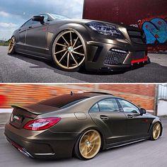 Mercedes  Benz  CLS 350 CDI by  Fostla