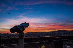 💫 Veure la sortida i la posta de sol és una de les experiències més maques que es poden viure a qualsevol ciutat. Per sort, a Barcelona disposem de diversos llocs –més o menys urbans– des d'on veure com el sol s'amaga. Que us assembla pujar al mirador de l'hotel Barceló Raval? Panoràmica 360º... 💫 Bon cap de setmana!   http://qoo.ly/gubeq    www.imtecnics.com  93 799 51 97  #imtecnics #capdesetmana