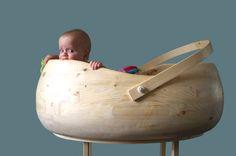 Costruire culle in legno, oggi