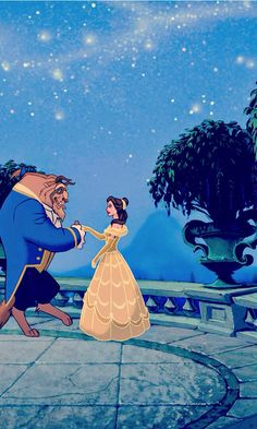 tale as old as time, beauty & the beast.