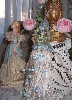 Marie Antoinette TasselFrench Inspired by vintageantoinette, $24.95