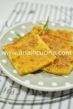 Blog di cucina di Aria: Farinata di ceci