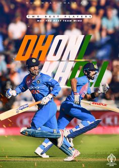 """""""Cricket is the game starts from first ball and ends with last ball. Cricket Logo, Cricket Poster, Cricket Sport, History Of Cricket, World Cricket, Dhoni Quotes, Ms Dhoni Wallpapers, Ms Dhoni Photos, Cricket Quotes"""