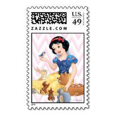 US Stamp - Disney Snow White