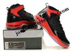 outlet store sale 659ff 1d576 Air Jordan Shoes Wade Black Fire Red
