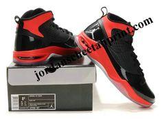 outlet store sale 3c4ec eede0 Air Jordan Shoes Wade Black Fire Red