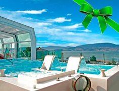 Estas navidades regala Lujo con Gran Hotel Nagari 5* GL: noche en habitación Loft Premium, desayuno y acceso al Spa & Wellness. ¡Vigo irresistible!