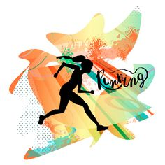 Illustration for marathon