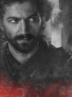 "Game of Thrones S4 Michiel Huisman as ""Daario Naharis"""