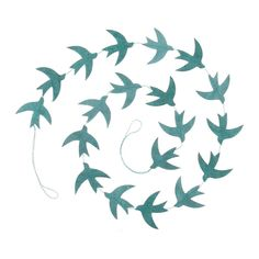 guirlande-oiseaux-bleu