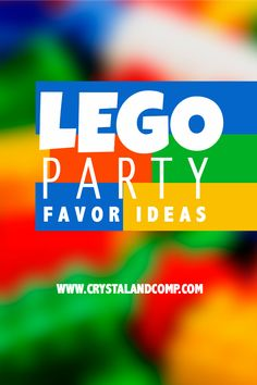 Chances are, if you have kids, you have LEGOs. Worldwide, LEGOs are one of the most popular toys for kids of all ages. That widespread interest also makes LEGO a popular, colorful birthday party th...
