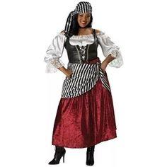 disfraz disfraces mujer pirata