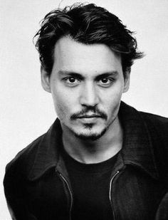 Johnny Depp. Johnny Depp. Still freakin delicious!