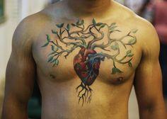 Tattoo by Dorothy Lyczek.  dorothytattoo.com