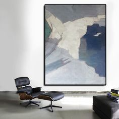 Large Abstract Art Painting On Canvas by CelineZiangArt on Etsy